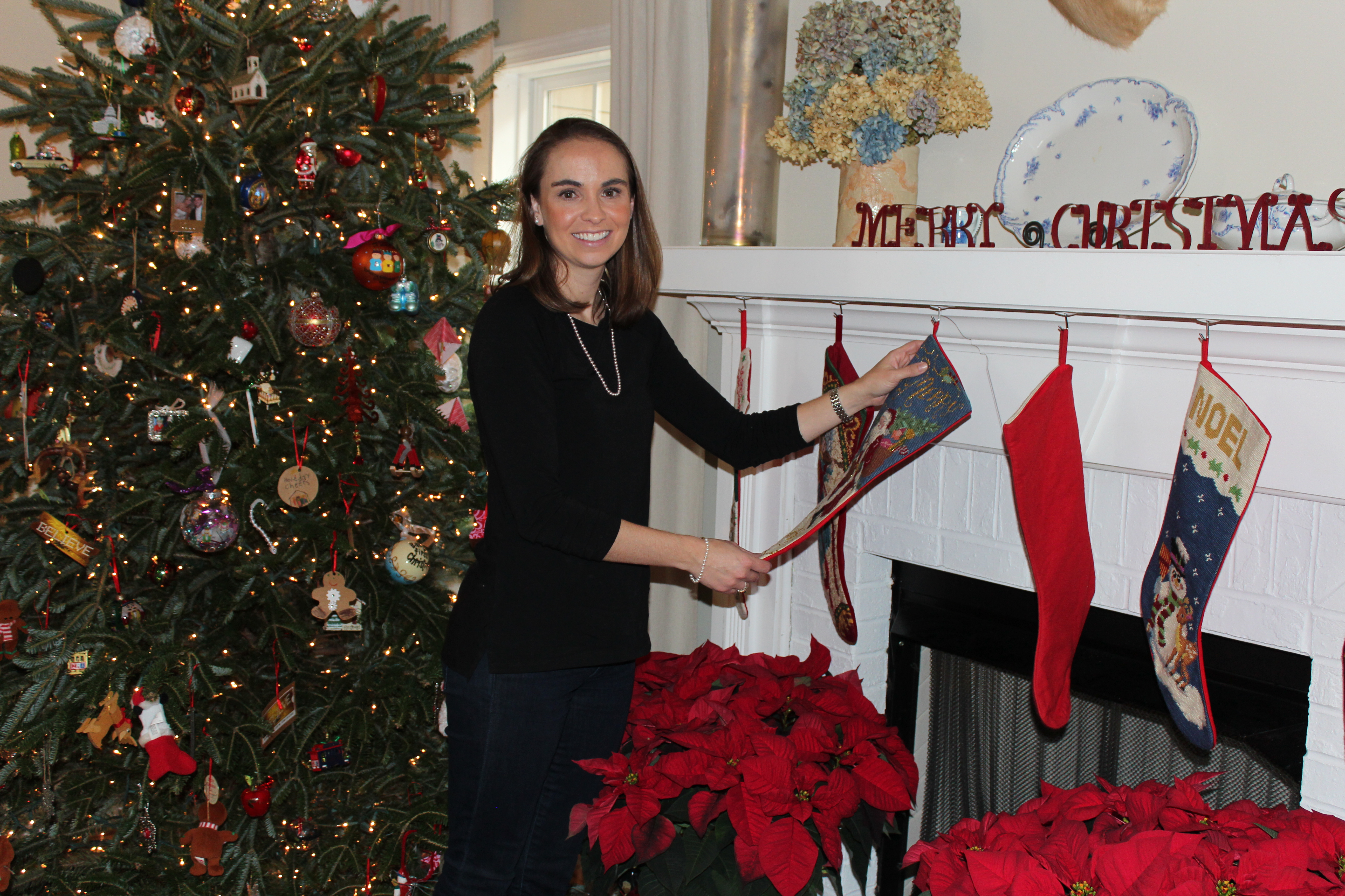 Jessica Nicholson shares family recipes, thoughts on Christmas ...