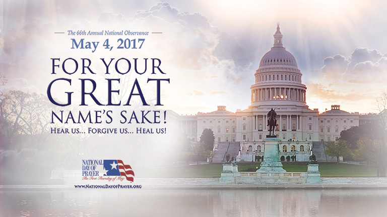 National Day of Prayer slated for next week