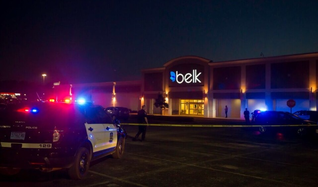 Auburn Police investigating after two people shot in Auburn Mall parking lot