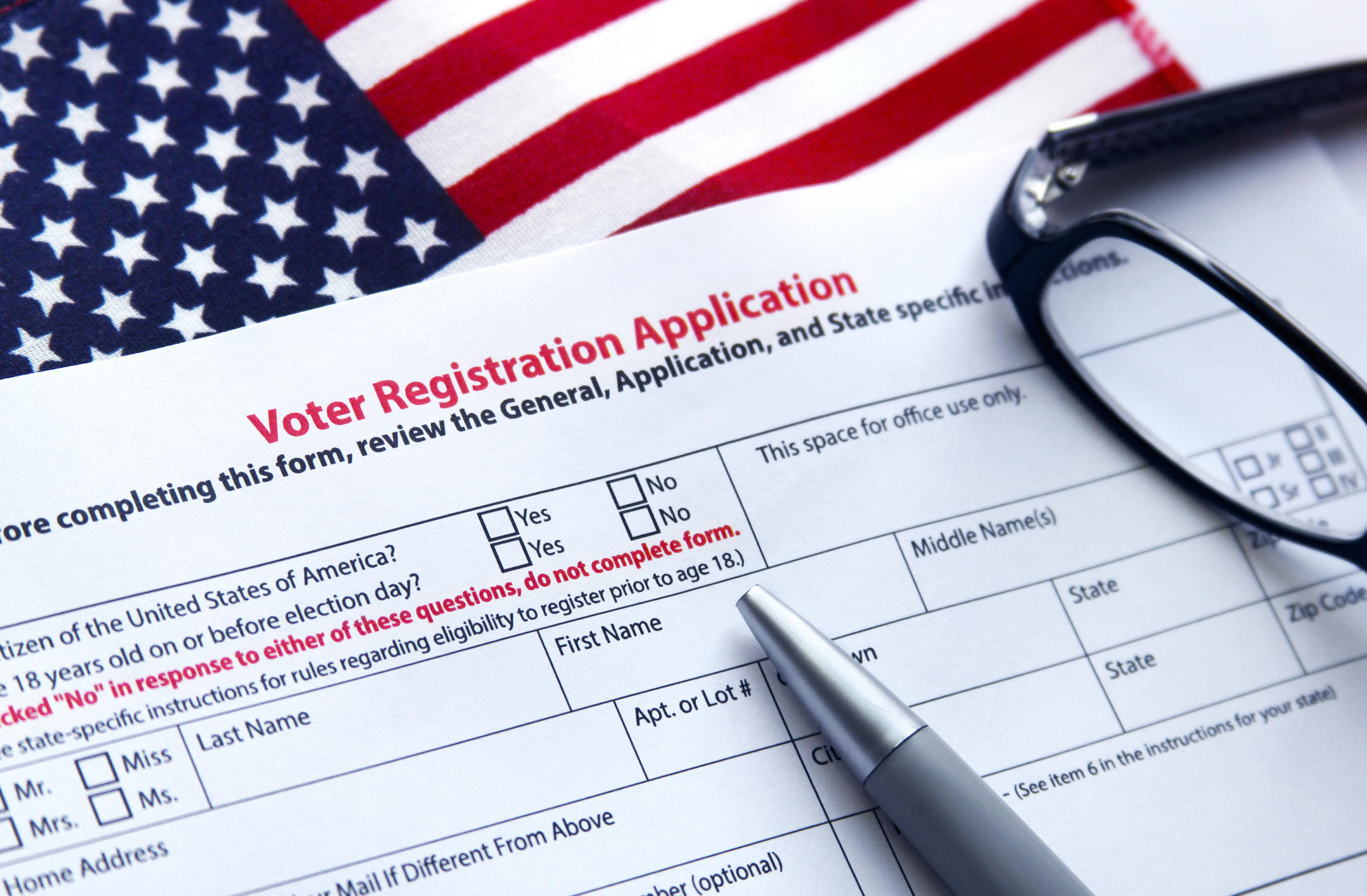 Voter registration numbers on the rise in Alabama   Opelika Observer