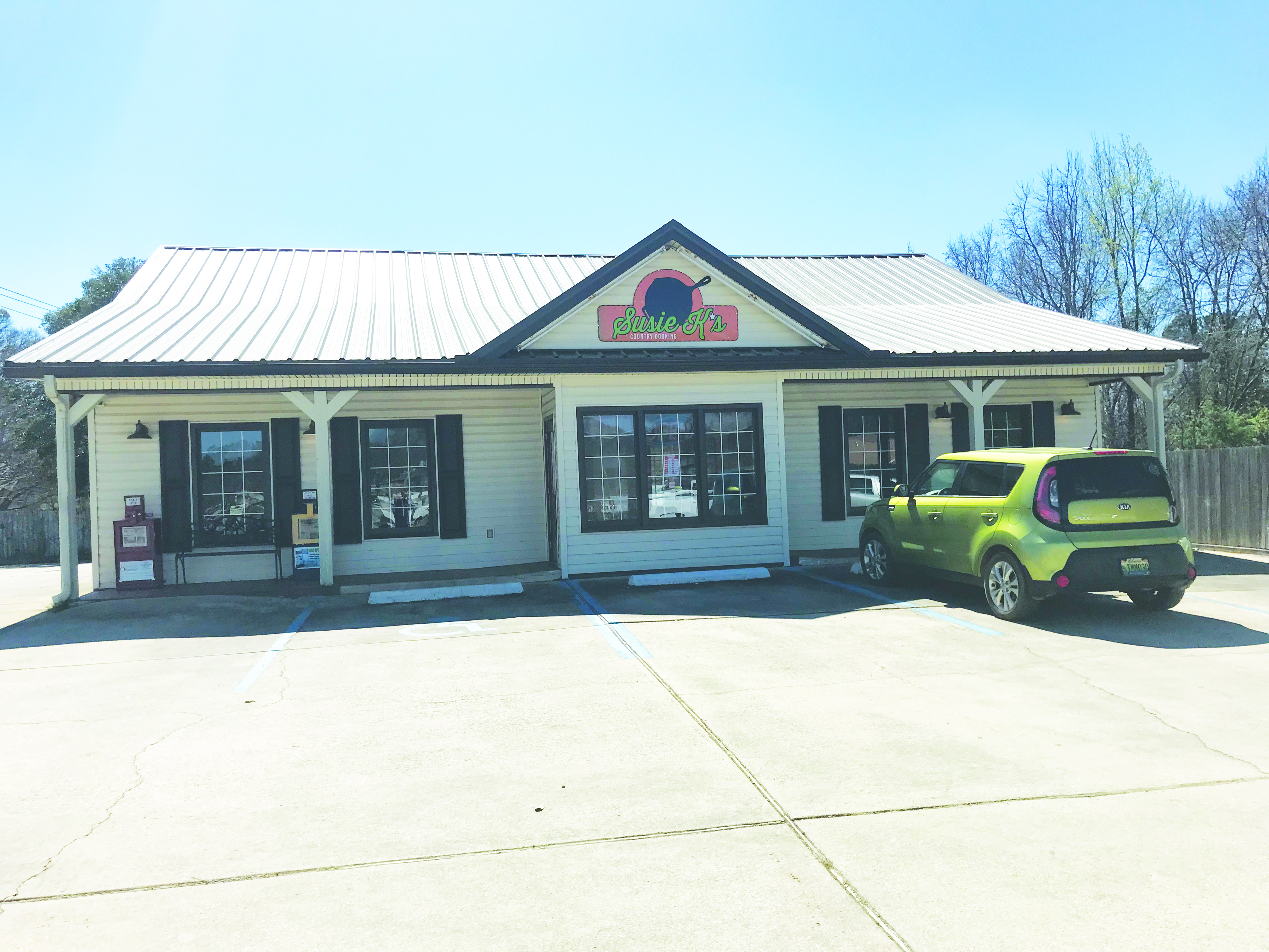 Susie K S Country Cooking Now Open For Dinner Opelika Observer