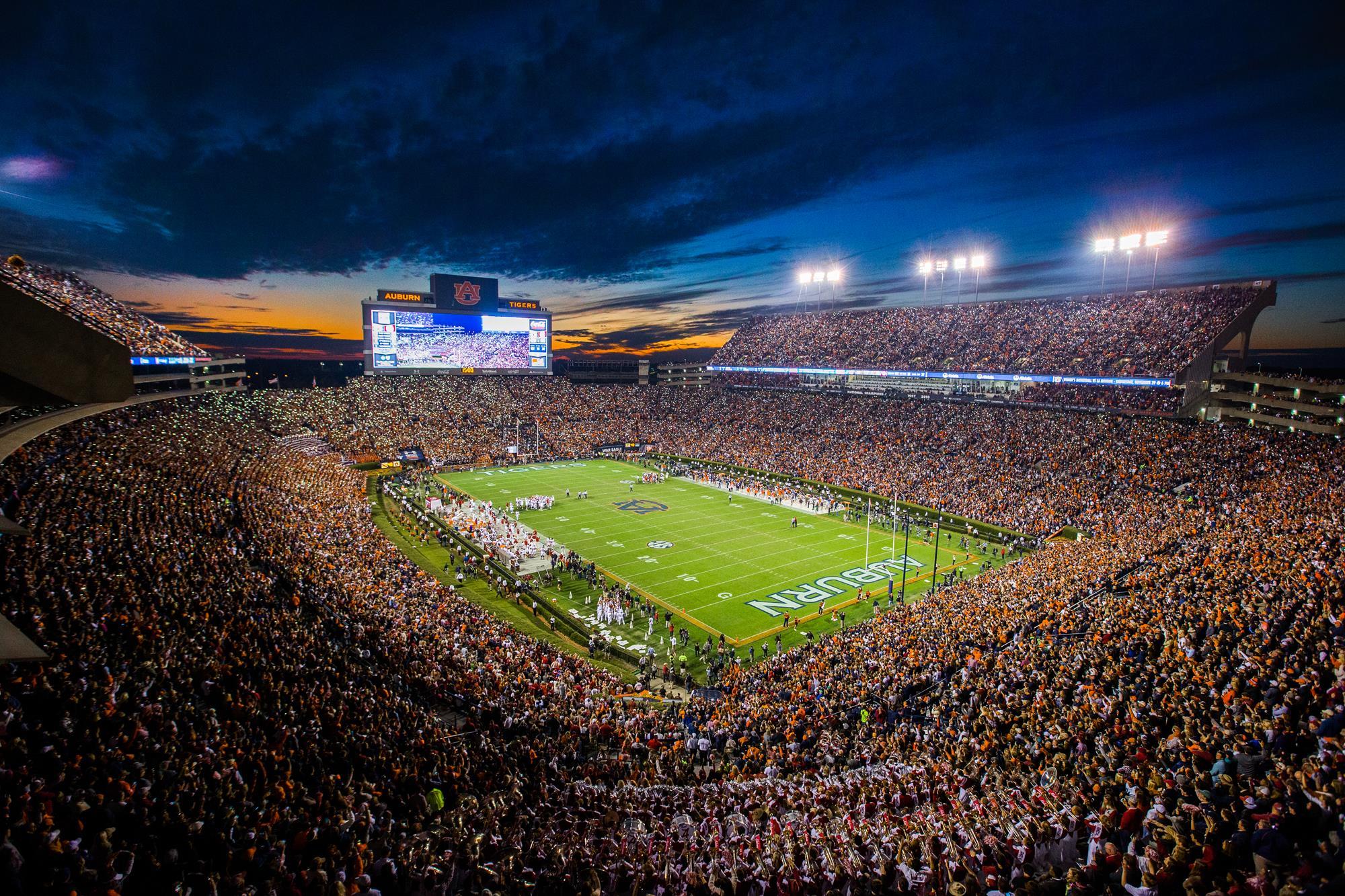 Auburn University among nation's best for game-day ...